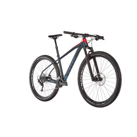 "VOTEC VC Pro 2x11 - Tour/Trail Hardtail 29"" - shadow blue-red"